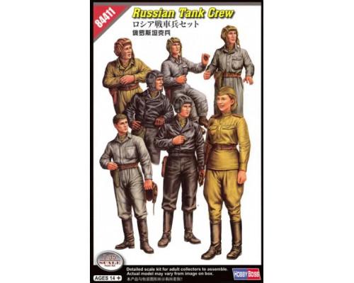 84411 Советские танкисты (1:35, Hobby Boss)