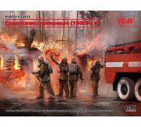 Фигуры, Советские пожарные (1980-е г.г.)