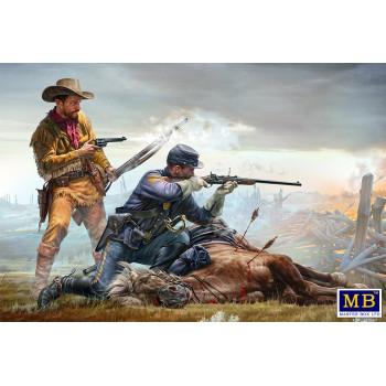 Фигуры, Серия Индейских войн, последнее пристанище