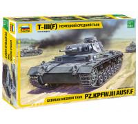 Немецкий танк Т-III (F)
