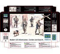 Фигуры Современные пехотинцы США