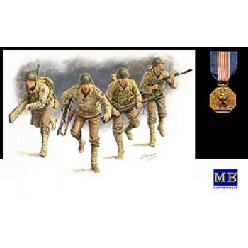 "Фигуры Операция ""Оверлорд"" в Нормандии 6 июня 1944 г."