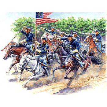 Фигуры 8-й кавалерийский полк (Пенсильвания)