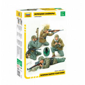 zv3595 Немецкие снайперы