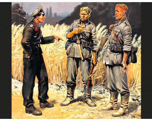 Фигуры Немецкие военнослужащие (1939-1942)