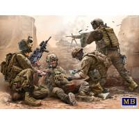 Фигуры, Под огнем. Современная американская пехота в бою