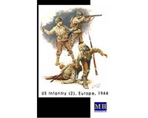 Фигуры Американская пехота 1944 года
