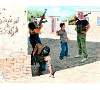 Фигуры Арабское народное ополчение
