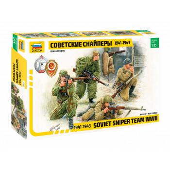 zv3597 Советские снайперы