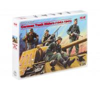 35634 ICM Германский танковый десант (1942-1945), 1/35