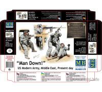 Фигуры У нас «трехсотый»! Американская современная армия, Ближний Восток, наше время