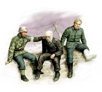"""Фигуры """"Билет домой"""", Немецкие солдаты, 1941-1943 г"""
