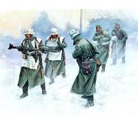 Фигуры Холодный ветер.Немецкая армия, 2МВ