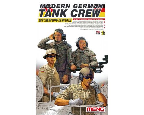 HS-006 1/35 Modern German Tank Crew