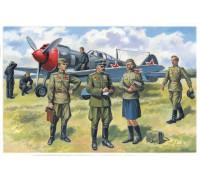 Фигуры Пилоты и техники ВВС СССР (1943-1945 г.)