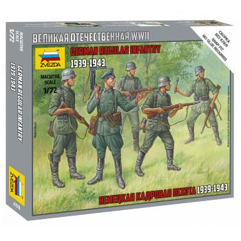 zv6178 Немецкая кадровая пехота