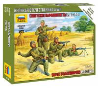 Советские парашютисты 1941-43гг