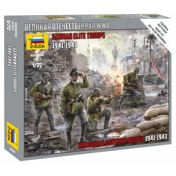 zv6180 Немецкая элитная пехота 1941-1943