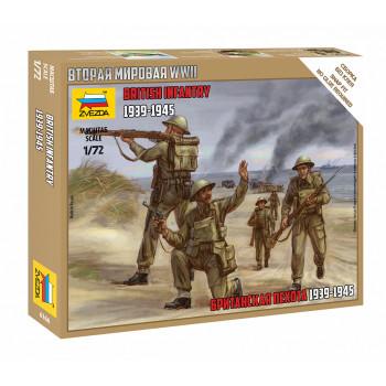 zv6166 Британская пехота