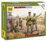 Советский штаб 1941-1943гг