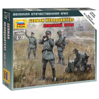 Немецкий штаб
