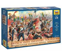Французская элитная пехота. Вольтижеры