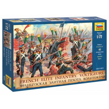 zv8042 Французская элитная пехота. Вольтижеры