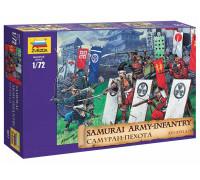 Самураи-пехота XVI-XVII вв.