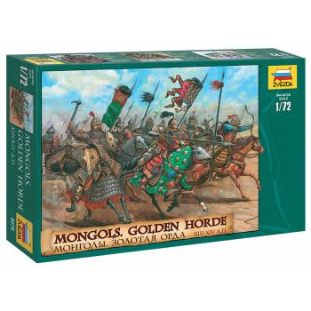 zv8076 Монголы. Золотая орда