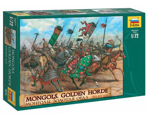Монголы. Золотая орда