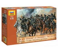 Чёрные гусары Фридриха Великого