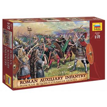 Римская вспомогательная пехота