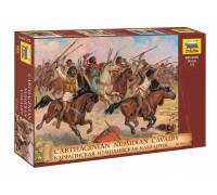 Карфагенская нумидийская кавалерия.