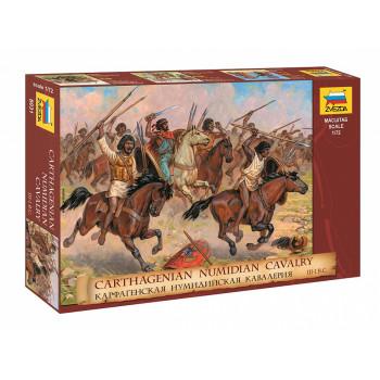 zv8031 Карфагенская нумидийская кавалерия.
