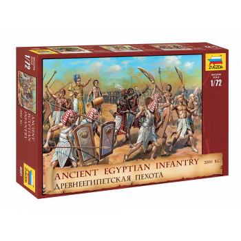 zv8051 Древнеегипетская пехота