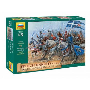 Французские рыцари XVв