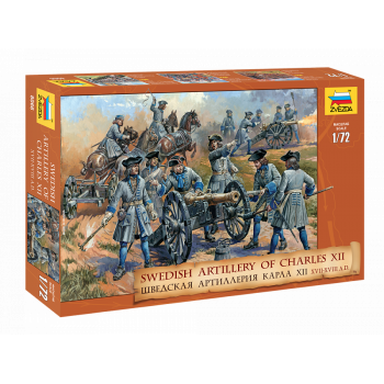 Шведская артиллерия