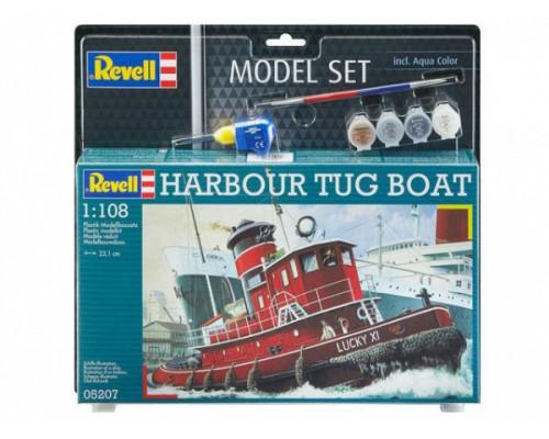 Набор Буксир Harbour Tug Boat