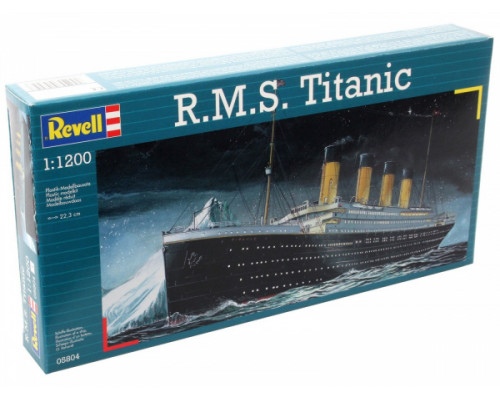 Пароход Титаник, британский