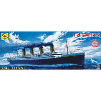 "Лайнер ""Титаник"" (1:400)"