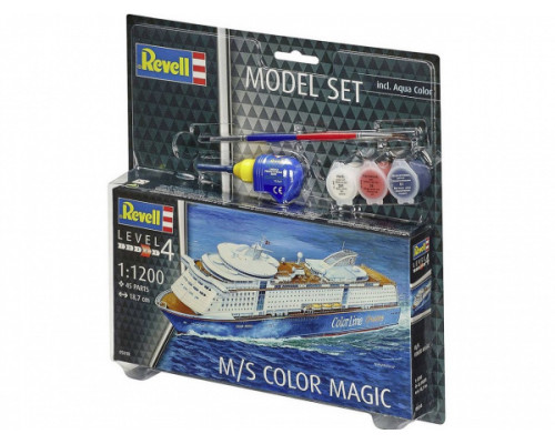 Набор Круизный паром M/S Color Magic
