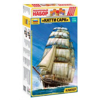 "zv9009П Корабль ""Катти Сарк"""