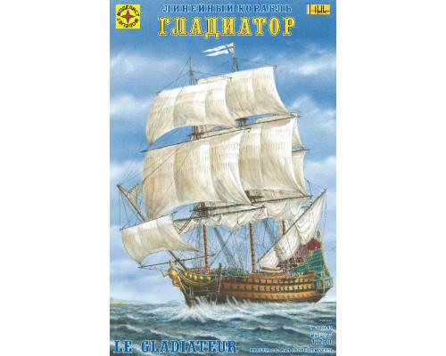 """Линейный корабль """"Гладиатор"""""""