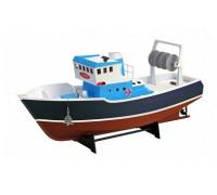 Собранная деревянная модель корабля Artesania Latina Atlantis (Build & Navigate series) 1:15