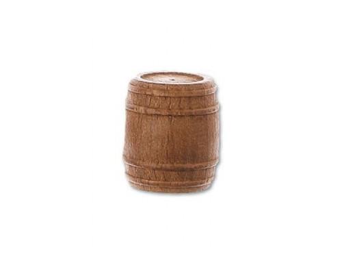 Деревянная бочка (орех) Artesania Latina 18мм 2шт