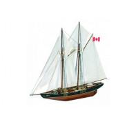 Сборная деревянная модель корабля Artesania Latina Bluenose II 1:75