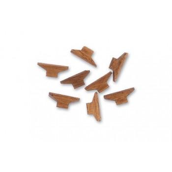 Деревянные утки (орех) Artesania Latina 6x12мм 8шт