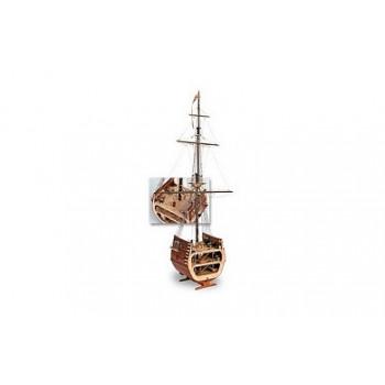 Сборная деревянная модель корабля Artesania Latina San Francisco's Cross Section 1:50