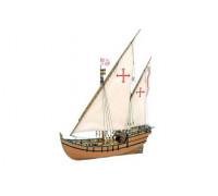 Сборная деревянная модель корабля Artesania Latina La Nina 1:65