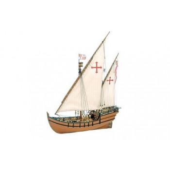 Сборная деревянная модель корабля Artesania Latina La Nina 1:65 сборная модель